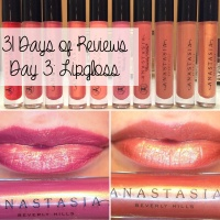 31 Days of Reviews, Day 3: Anastasia Beverly Hills Lipgloss
