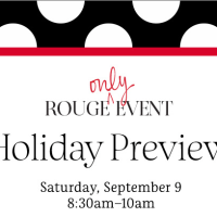 Sephora VIB Rouge Holiday 2017 Preview Event