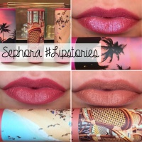 Sephora Collection #Lipstories Lipstick | Review + Swatches