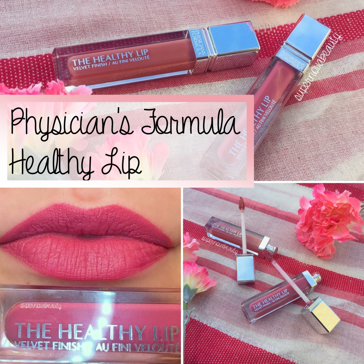 Valentine's Day 2018 | Physician's Formula Healthy Lip Velvet Liquid Lipstick