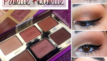 Tarte Chrome Paint Shadow Pots | Review, Swatches + Looks ...