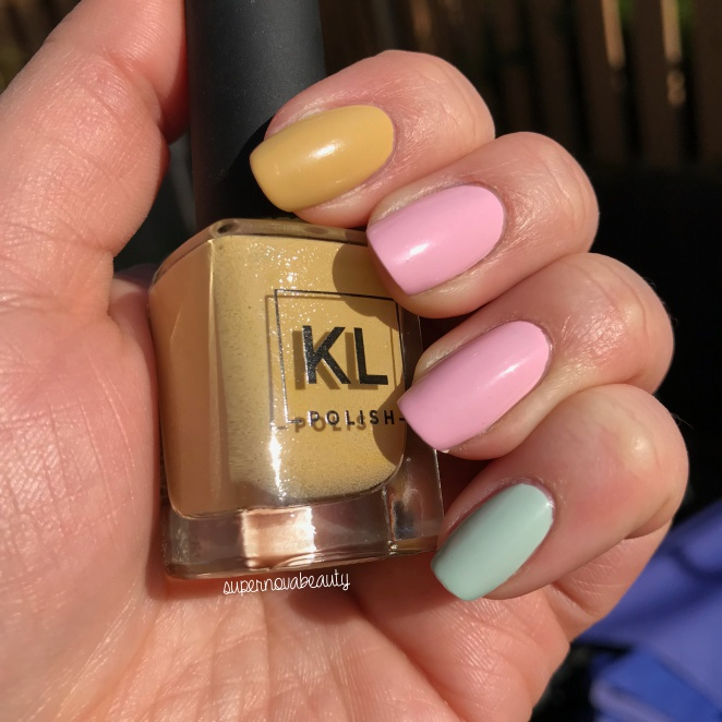 KL Polish Ethereal Garden Spring 2018 Collection | Review + Swatches ...