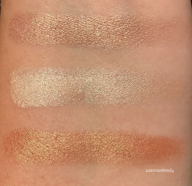 beauty beam swatches