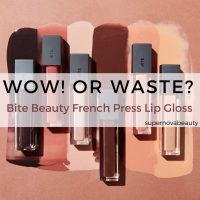 Wow! or Waste? Bite Beauty French Press Lip Gloss