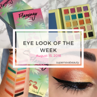 Eye Look of the Week | August 15, 2018