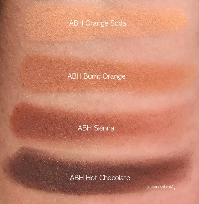abh swatches