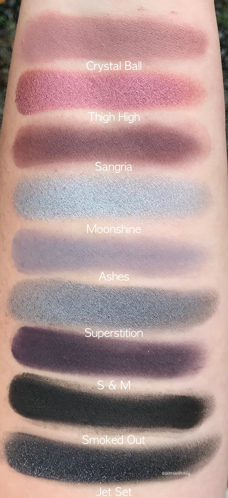 stilazzi swatches 2