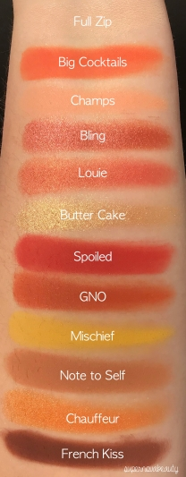 Colourpop Yes Please Labelled