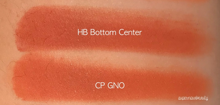 terracotta swatches