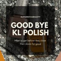 KL Polish is closing down | My thoughts and swatches to help inform your last purchase before it does!