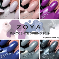 Zoya Innocence Spring 2019 + Winter Holos