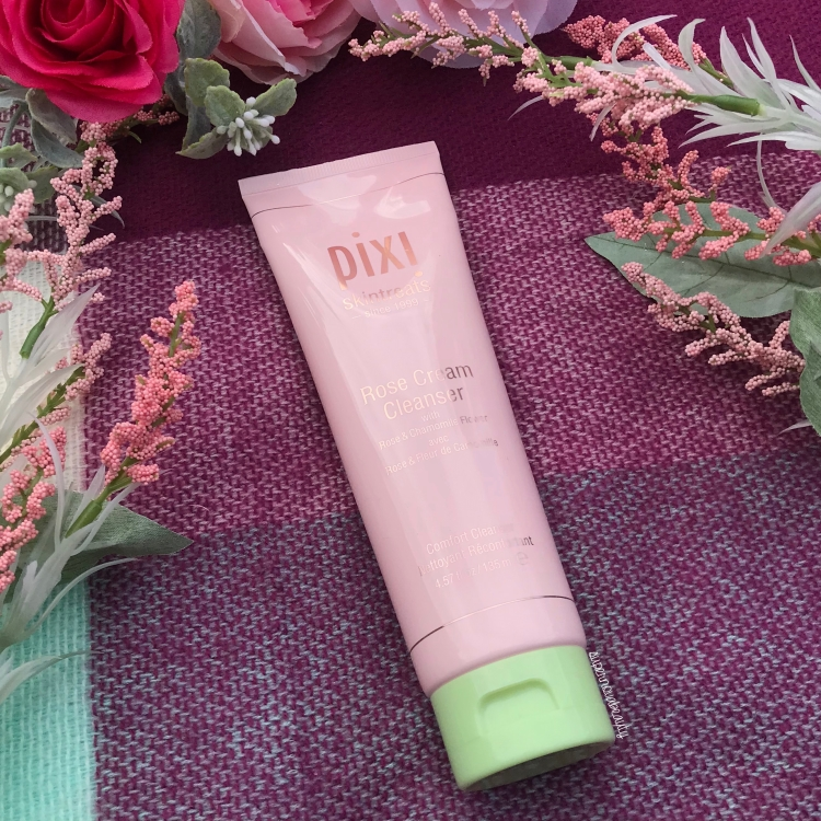 rose cream cleanser