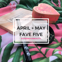 April and May Fave Five