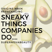 Sneaky Repackaging Rip Offs: Origins Mask Line