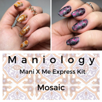Maniology Mani X Me Monthly Express Kit | Mosaic