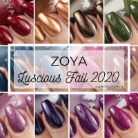 Zoya Luscious Fall 2020 Collection