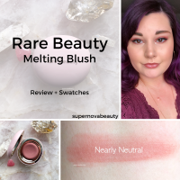 Rare Beauty Melting Blush | Review + Swatches